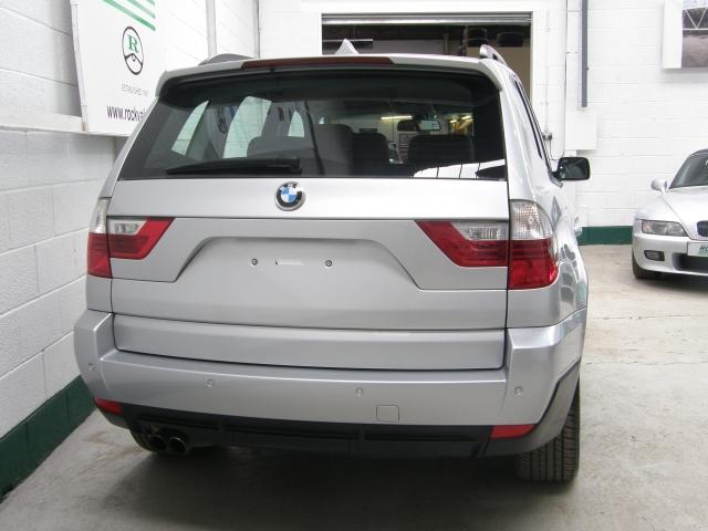 BMW X3 3.0i SE 5dr Step Auto