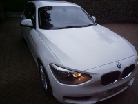 BMW 1 SERIES 116d EfficientDynamics 5dr