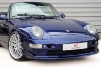 1995 (M) PORSCHE 911 993 Carrera 4 Cabriolet