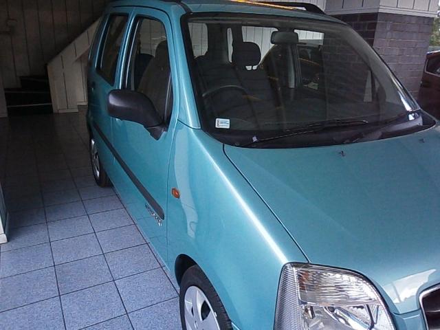 SUZUKI WAGON R 1.2 GL 5dr
