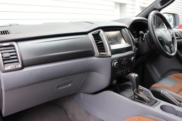 2016 (16) FORD RANGER Pick Up Double Cab Wildtrak 3.2 TDCi 200 Auto   <em>22,299 miles