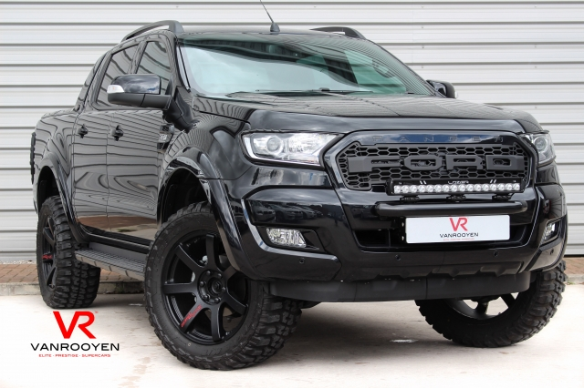 2016 (16) FORD Ranger RICH BRIT NEMESIS EDITION | <em>270 miles