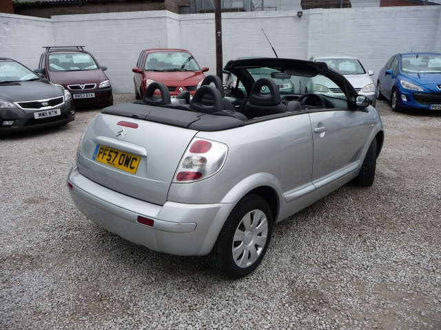 citroen c3 pluriel cote d 39 azur 2dr for sale in chorley mdc autos. Black Bedroom Furniture Sets. Home Design Ideas