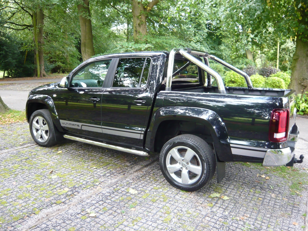 VOLKSWAGEN AMAROK D/Cab Pick Up Ultimate 2.0 BiTDI 180 BMT 4MTN Auto