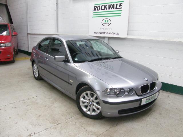 BMW 3 SERIES 316ti ES 3dr