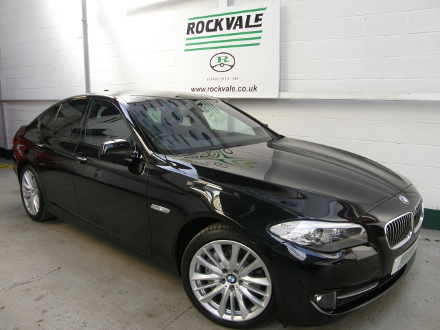 BMW 5 SERIES 528i SE 4dr