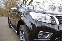 NISSAN NP300 AUTO CONNECT NEW MODEL NP300 DOUBLECAB