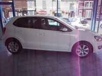VOLKSWAGEN POLO 1.2 60 Match Edition 5dr