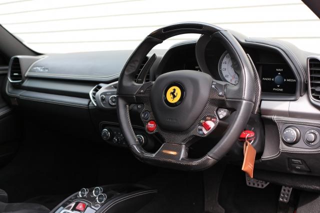 2012 (61) FERRARI 458 Italia 2dr Auto   <em>9,226 miles