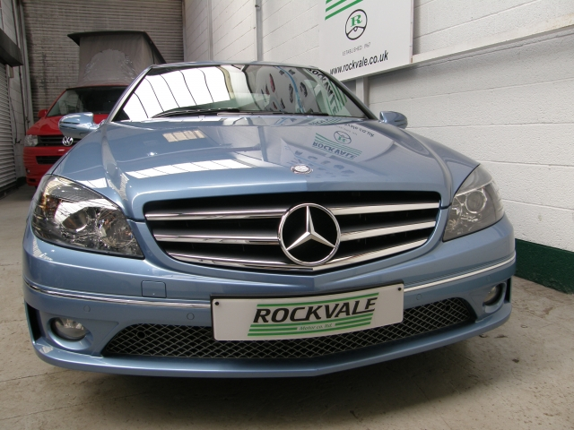 MERCEDES-BENZ CLC-CLASS 1.8 CLC180 KOMPRESSOR SPORT 3DR Manual