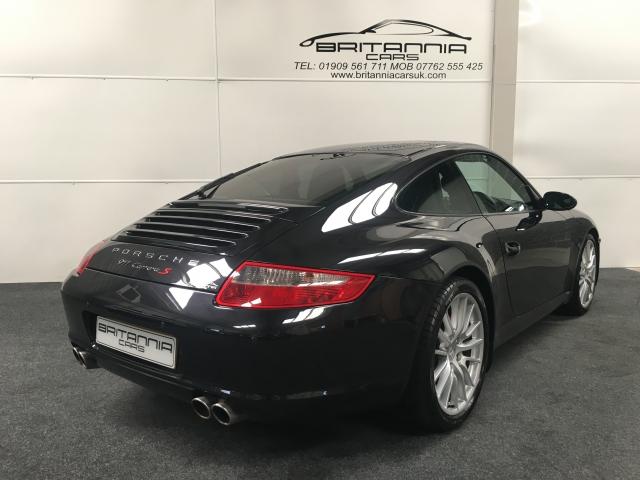 Porsche 911 997 C2s 3 8 2dr C2 S For Sale In Sheffield
