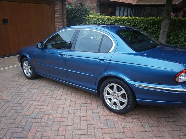 JAGUAR X-TYPE 2.1 V6 SE 4DR AUTOMATIC