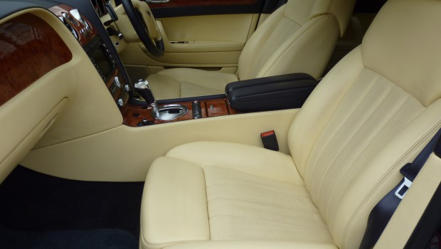 BENTLEY FLYING SPUR 6.0 W12 4DR AUTOMATIC
