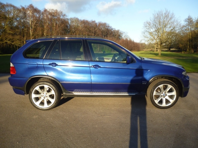 BMW X5 3.0 D SPORT EDITION 5DR Automatic