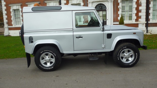 LAND ROVER DEFENDER 2.4 90 COUNTY STATION WAGON 3DR