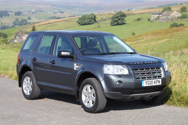 land rover freelander 2 2 td4 e gs 5dr for sale in bradford hoyles denholme. Black Bedroom Furniture Sets. Home Design Ideas