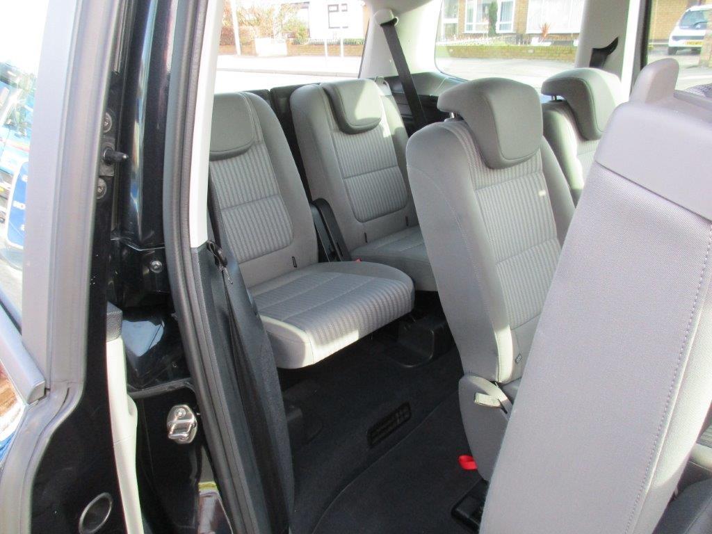 SEAT ALHAMBRA 2.0 CR TDI S DSG 5DR AUTOMATIC