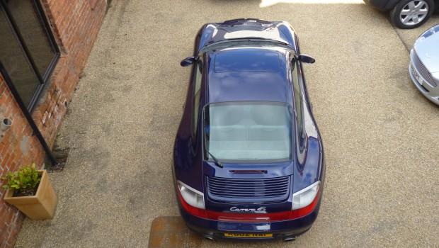 PORSCHE 911 3.6 CARRERA 4 S 2DR Manual