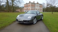 PORSCHE CAYMAN 2.7 24V 2DR Manual