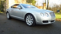 BENTLEY CONTINENTAL 4.0 GT COUPE 2DR