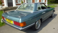 MERCEDES-BENZ SL 3.8 380 SL 2DR Automatic