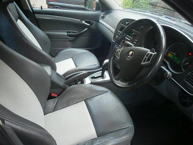 SAAB 9-3 1.9 DTH VECTOR SPORT 4DR Automatic