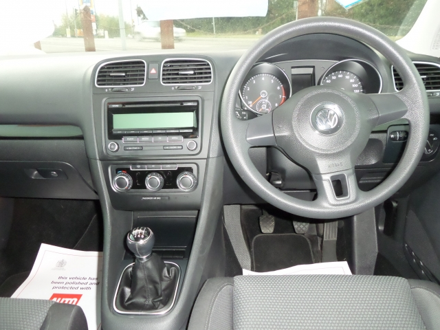 VOLKSWAGEN GOLF 1.4 SE TSI 3DR Manual