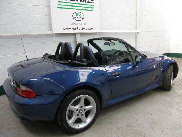 BMW Z SERIES 2.2 Z3 ROADSTER 2DR Manual