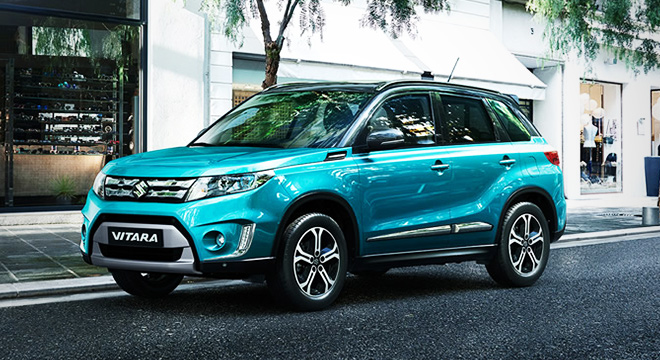 SUZUKI VITARA 1.4 Boosterjet SZ5 ALLGRIP AT