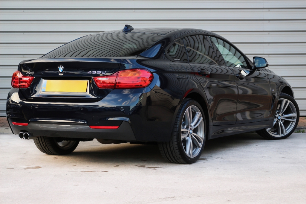 vr warrington bmw 4 series 3 0 435d xdrive m sport gran coupe 4dr automatic for sale in. Black Bedroom Furniture Sets. Home Design Ideas