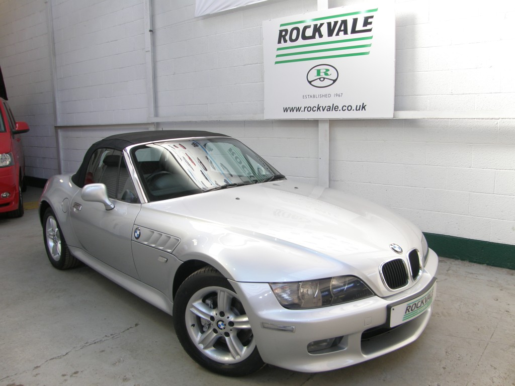 BMW Z SERIES 2.2 Z3 ROADSTER 2DR Automatic