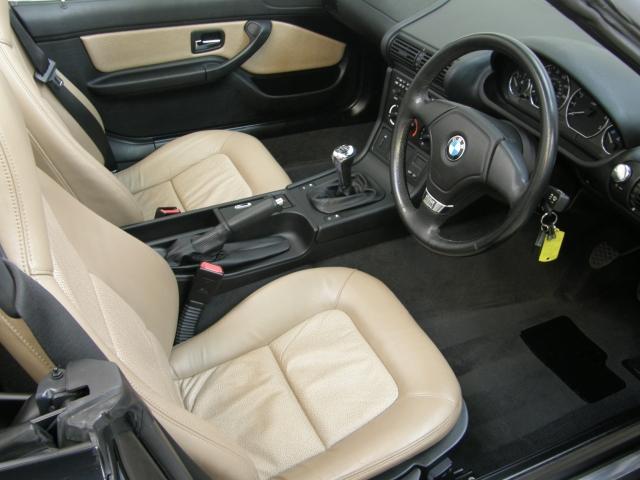 BMW Z SERIES 2.8 Z3 ROADSTER 2DR Manual