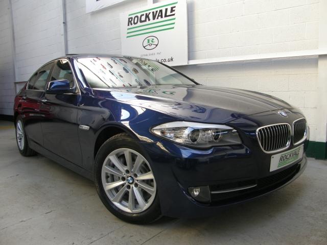 BMW 5 SERIES 3.0 528I SE 4DR Manual