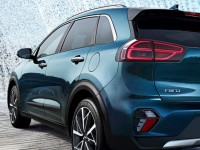 KIA NIRO '2' 1.6 GDi 139bhp 6-speed auto DCT Self Charging Hybrid