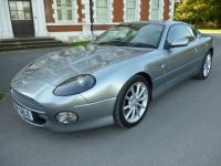 ASTON MARTIN DB7 5.9  2DR AUTOMATIC