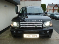LAND ROVER RANGE ROVER SPORT 2.7 TDV6 SPORT HSE 5DR Automatic