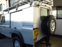 LAND ROVER DEFENDER 2.4  SINGLE CAB LWB