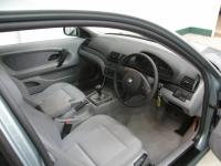 BMW 3 SERIES 1.8 316TI SE 3DR Manual