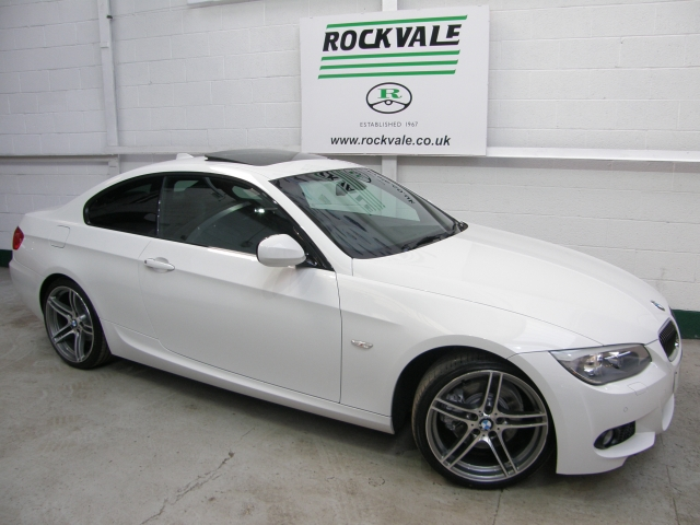 BMW 3 SERIES 3.0 325I M SPORT 2DR Automatic
