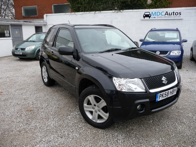suzuki grand vitara 1 6 vvt plus 3dr manual for sale in chorley mdc autos. Black Bedroom Furniture Sets. Home Design Ideas