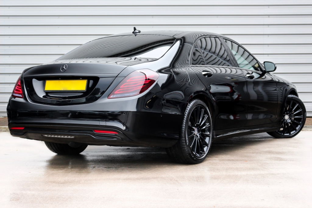 Vr Warrington Mercedes Benz S Class 3 0 S350 Bluetec L