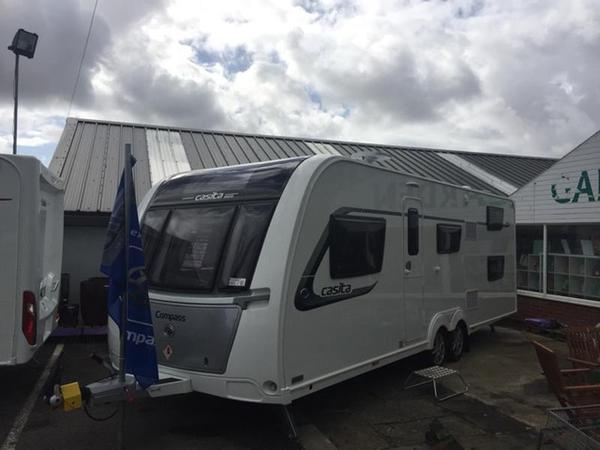COMPASS CASITA 866 SOLD OUT  WE HAVE A 2018 DUE FOR END OF