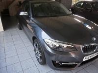 BMW 2 SERIES 1.5 218I SPORT 2DR