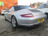 PORSCHE 911 3.8 CARRERA 2 S 2DR Manual