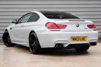 2013 (13) BMW 6 SERIES 4.4 M6 2DR Automatic