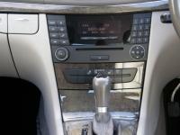 MERCEDES-BENZ E-CLASS 3.0 E320 CDI AVANTGARDE 4DR Automatic