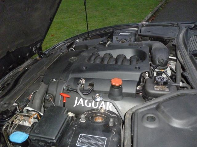 JAGUAR XK8 4.2 COUPE 2DR Automatic
