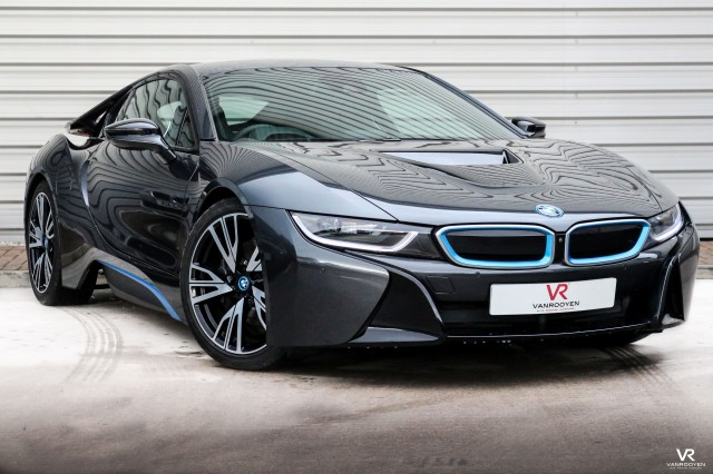 2015 (15) BMW I8 1.5 I8 2DR AUTOMATIC | <em>23,935 miles