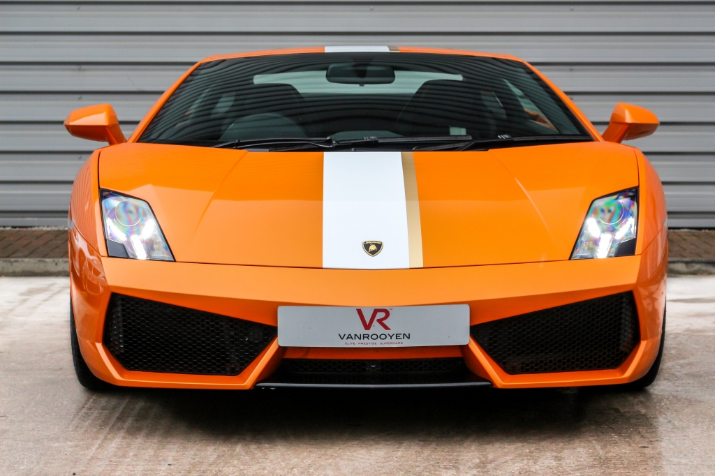 Vr Warrington Lamborghini Gallardo Balboni 5 0 V10 Coupe 2dr For
