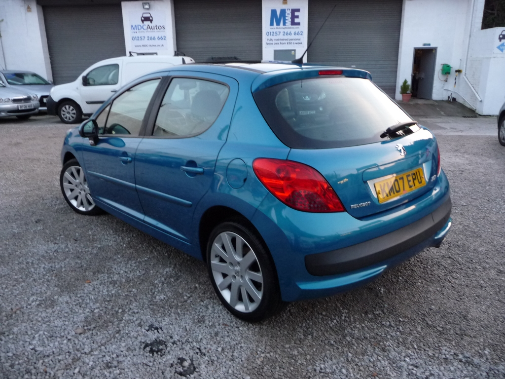 Peugeot 207 1 6 Gt Hdi 5dr Manual For Sale In Chorley